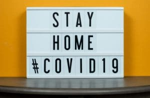 Stay Home #COVID19