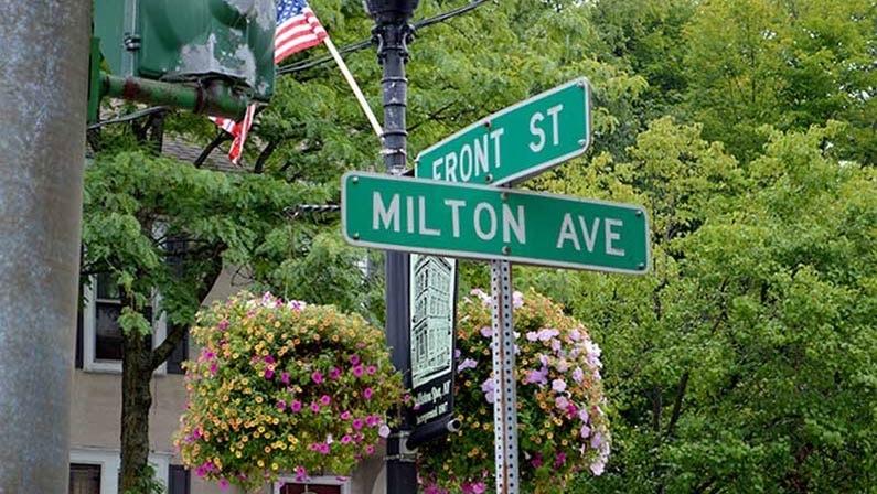 ballstonspa new york main street signs
