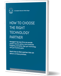 complete network choose the right tech partner200