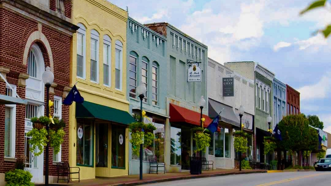 fort mill south carolina main street downtown