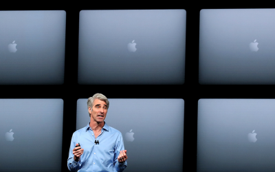 Why Apple isn't into the idea of building MacBooks with a touchscreen (AAPL)