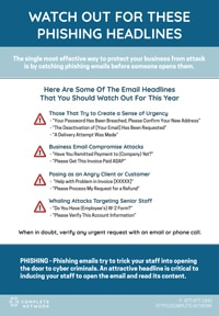 phishing headlines to watch out for
